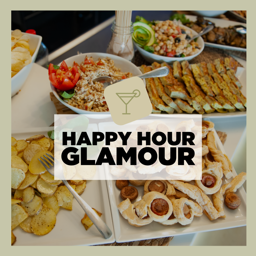 Happy Hour Glamour
